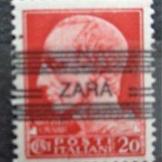 Sellos: ITALIA ZARA RARE. Lote 268444179