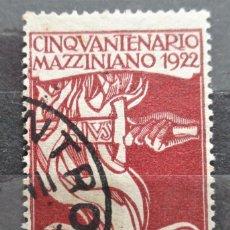 Sellos: ITALIA. Lote 268444624