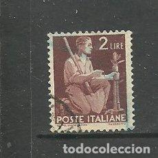 Sellos: ITALIA 1945 - YVERT NRO. 490 - USADO -. Lote 269252228
