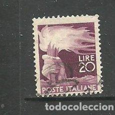 Sellos: ITALIA 1945 - YVERT NRO. 499 - USADO -. Lote 269252388