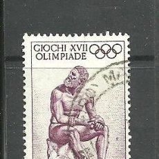 Sellos: ITALIA 1960 - YVERT NRO. 818 - USADO -. Lote 269257143