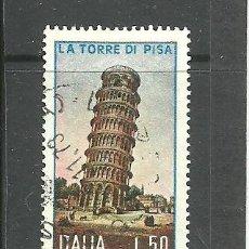 Sellos: ITALIA 1973 - YVERT NRO. 1151 - USADO -. Lote 269257853