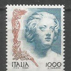 Sellos: ITALIA YVERT NUM. 2316 ** NUEVO SIN FIJASELLOS. Lote 269287423