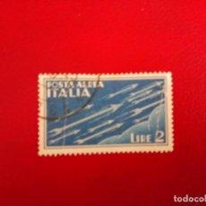 Sellos: ITALIA 1930, AÉREO YT A 15. Lote 270005218