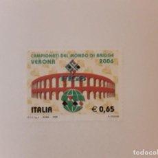 Sellos: AÑO 2006 ITALIA SELLO USADO. Lote 270749523
