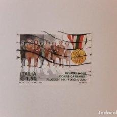 Sellos: AÑO 2009 ITALIA SELLO USADO. Lote 270750668