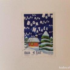 Sellos: AÑO 2007 ITALIA SELLO USADO. Lote 270752043
