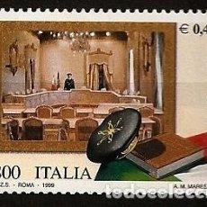 Sellos: ITALIA 1999 - LA CORTE CONSTITUCIONAL - YVERT Nº 2364**. Lote 271032833
