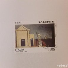 Selos: AÑO 2000 ITALIA SELLO USADO. Lote 276247473