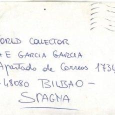 Sellos: CORREO AEREO: ITALIA 1991. Lote 277117143