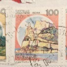 Sellos: 3 SELLOS DE ITALIA 1980/1984. Lote 277231918