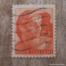 Sellos: 1961 - ITALIA - CAPILLA SIXTINA MIGUEL ANGEL. Lote 278502838