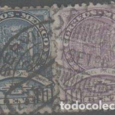 Sellos: LOTE F-SELLOS MEXICO ALTO VALOR. Lote 279459213