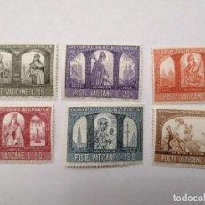 Sellos: SELLOS VATICANO,1966,SERIE COMPLETA 6 UNID. NUEVOS **,. Lote 286926763