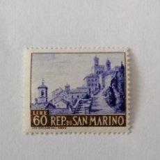Sellos: SELLO SAN MARINO,1957, . NUEVO **. Lote 287585973