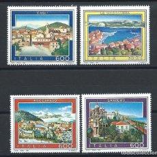 "Sellos: ITALIE N°1901/04** (MNH) 1991 - TOURISME ""VUES"". Lote 287815003"