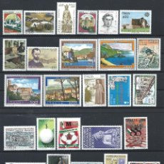 Sellos: ITALIE LOT 70 TP NEUF ** (MNH) ENTRE 1986 ET 1991 (LOT 4). Lote 287837293