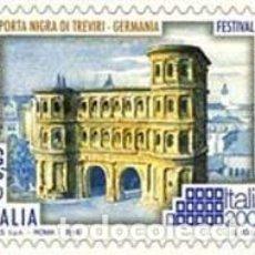 Sellos: SELLO USADO DE ITALIA 2009, YT 3112. Lote 287978638