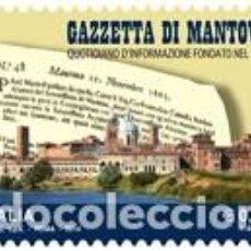 Sellos: SELLO USADO DE ITALIA 2014, YT 3484. Lote 287978838