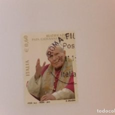 Sellos: AÑO 2011 ITALIA SELLO USADO. Lote 287996608