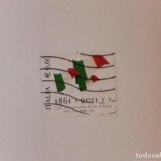 Sellos: AÑO 2011 ITALIA SELLO USADO. Lote 287996633