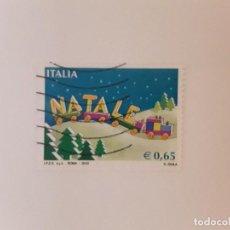 Sellos: AÑO 2010 ITALIA SELLO USADO. Lote 287996678