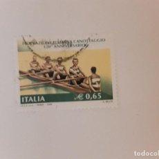 Sellos: AÑO 2008 ITALIA SELLO USADO. Lote 287996843