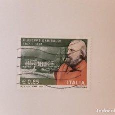 Sellos: AÑO 2007 ITALIA SELLO USADO. Lote 287997003