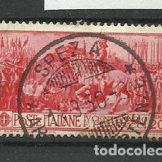 Sellos: ITALIA - USADO - 1930. Lote 288073763