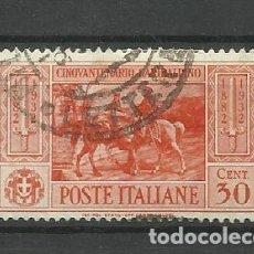 Sellos: ITALIA - - -1932 - USADO. Lote 288079013