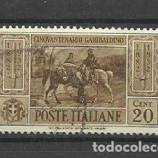 Sellos: ITALIA - - -1932 - USADO. Lote 288079083