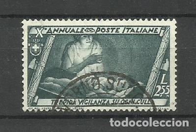 ITALIA - - -1932 - USADO (Sellos - Extranjero - Europa - Italia)