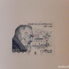 Sellos: AÑO 1998 ITALIA SELLO USADO. Lote 288149233