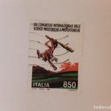 Sellos: AÑO 1996 ITALIA SELLO USADO. Lote 288149338