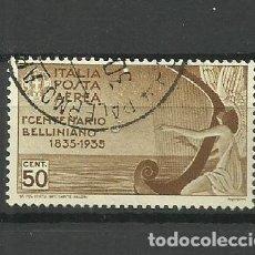 Sellos: ITALIA - - -1935- USADO -. Lote 288461333
