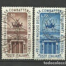 Sellos: ITALIA - - -1964 - SERIE COMPLETA. Lote 289736373