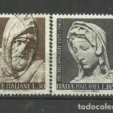 Sellos: ITALIA - - -1964 - SERIE COMPLETA. Lote 289736533
