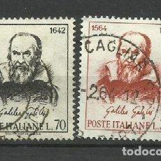 Sellos: ITALIA - - -1964 - SERIE COMPLETA. Lote 289736668
