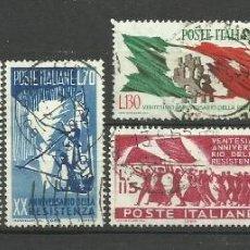 Sellos: ITALIA - - -1965 - SERIE COMPLETA. Lote 289736848
