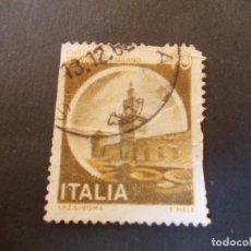 Sellos: SELLO ITALIA. CASTILLOS CASTELLO SFORZESCO - MILANO 10L 1980. Lote 291251923
