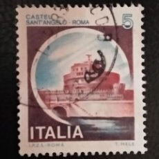 Sellos: ITALIA . CASTILLOS. Lote 294981503