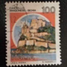 Sellos: ITALIA . CASTILLOS. Lote 294982058