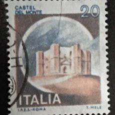 Sellos: ITALIA . CASTILLOS. Lote 294982098