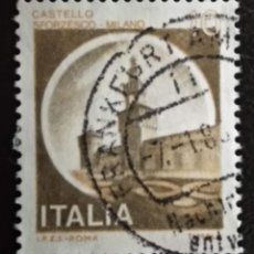 Sellos: ITALIA . CASTILLOS. Lote 294984198