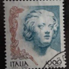 Sellos: ITALIA 1998. MUJERES EN EL ARTE (1998-2004). YT:IT 2316,. Lote 294989473