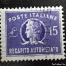 Sellos: ITALIA 1949. YT:IT E36,. Lote 294994238