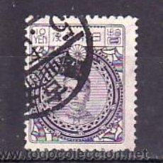Sellos: JAPON 185 USADA, EFIGIE EMPERADOR JINGO KOGO, . Lote 8258897