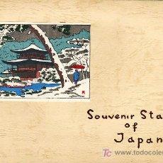 Sellos: JAPON 1279/315, HB 85/6 CARPETA SOUVENIR AÑO 1979 SIN CHARNELA, . Lote 11720328