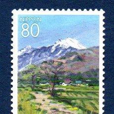 Sellos: JAPÓN.- MICHEL Nº 2904, SERIE COMPLETA EN USADO (JAP-421). Lote 32749858