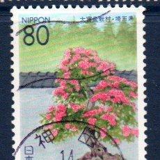 Sellos: JAPÓN.- MICHEL Nº 3339, SERIE COMPLETA EN USADO (JAP-440). Lote 32750277